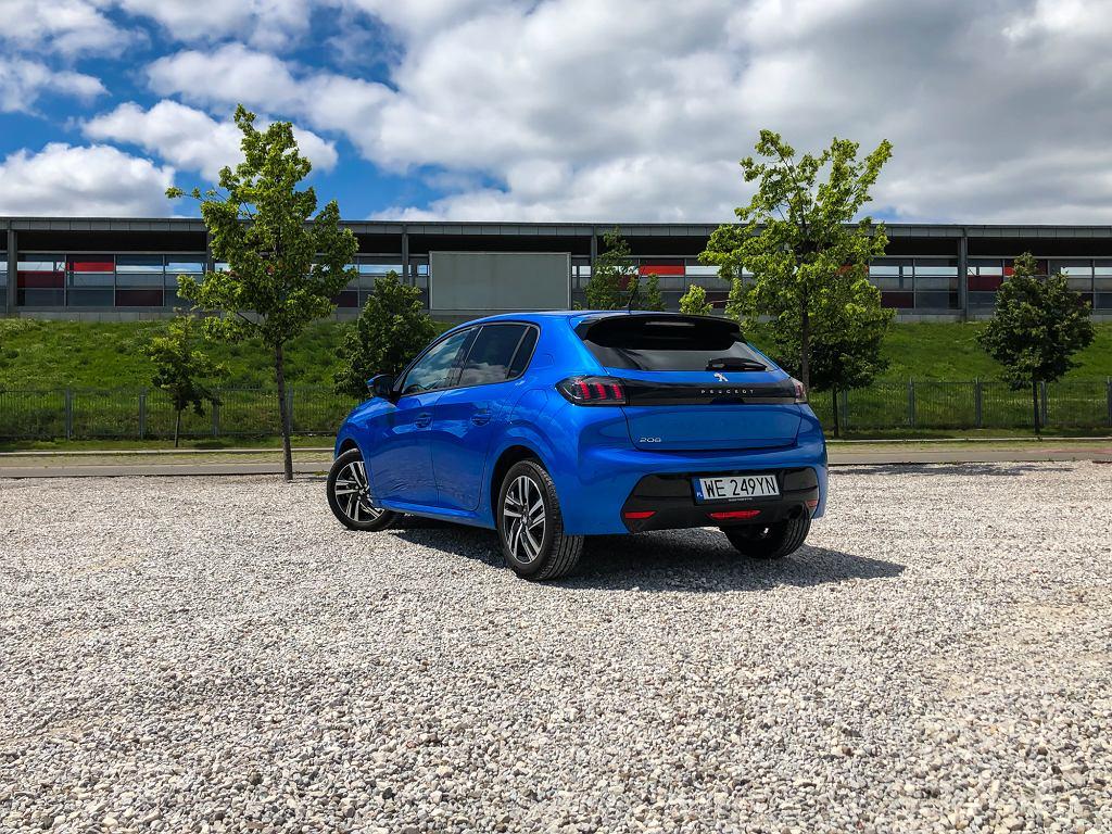 Peugeot 208 1.2 100 KM