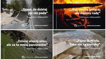 Kampania Gazeta.pl #WAKACJE2050