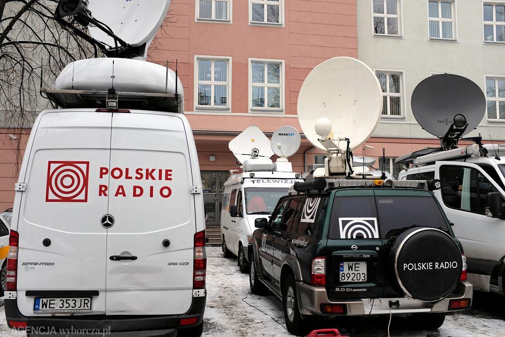 Wozy transmisyjne Polskiego Radia i TVP