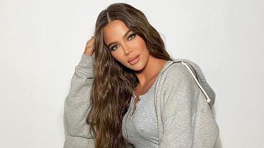 Khloe Kardashian dużo czasu poświęca na treningi