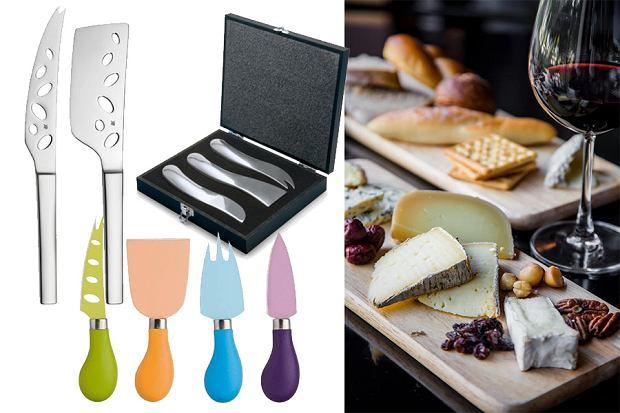 Noże do sera