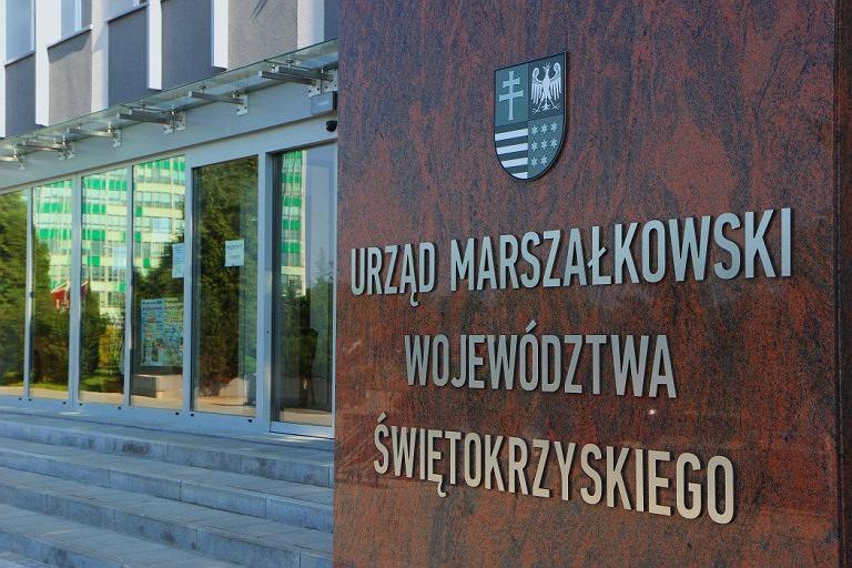 Świętokrzyskie. Urząd marszałkowski unieważnił nabór wniosków o dotacje