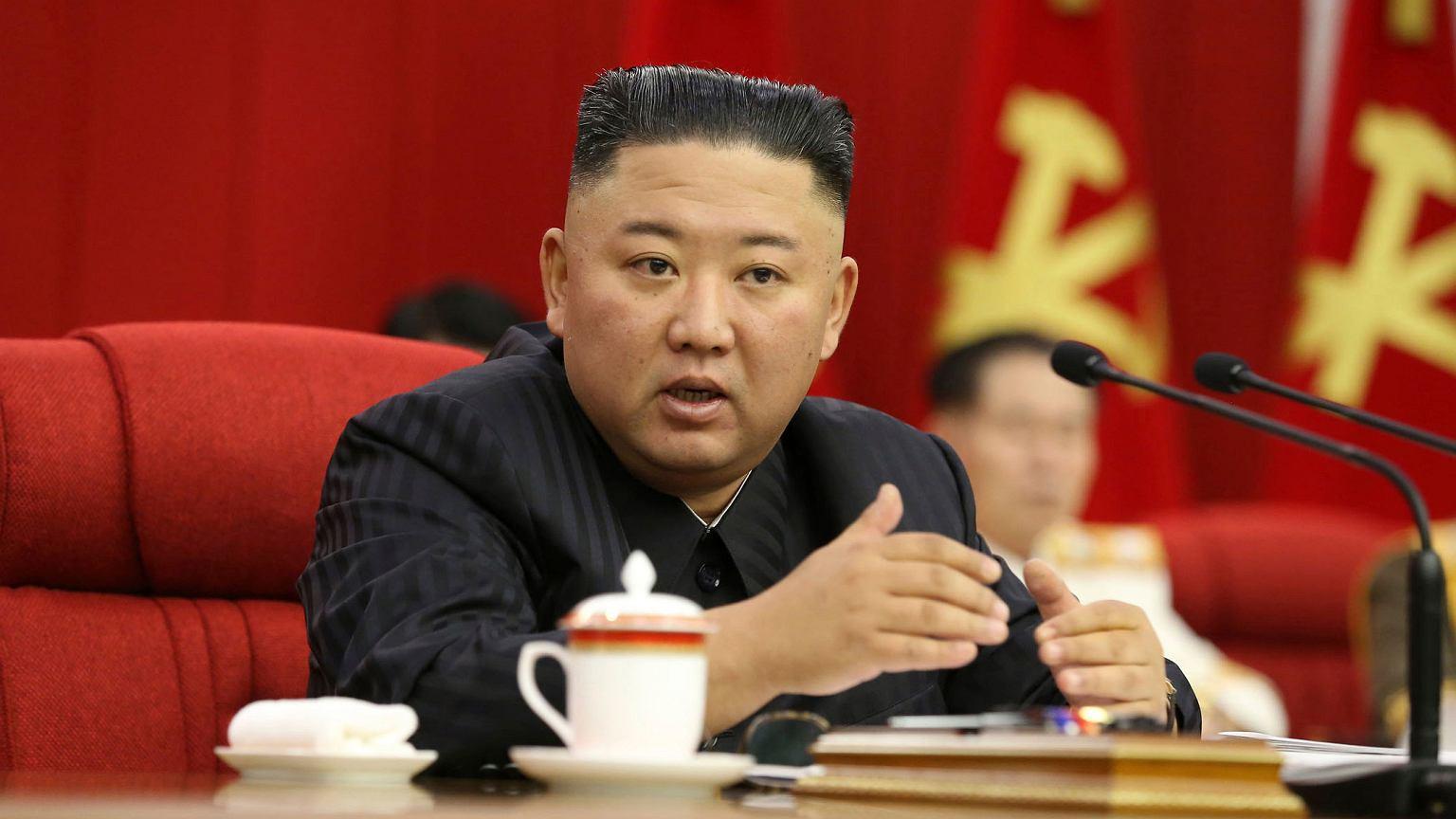 Kim Dzong Un przygotowuje si