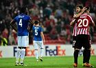 Liga Europy. Pięć goli Artiza Aduriza, kolejna porażka Manchesteru United