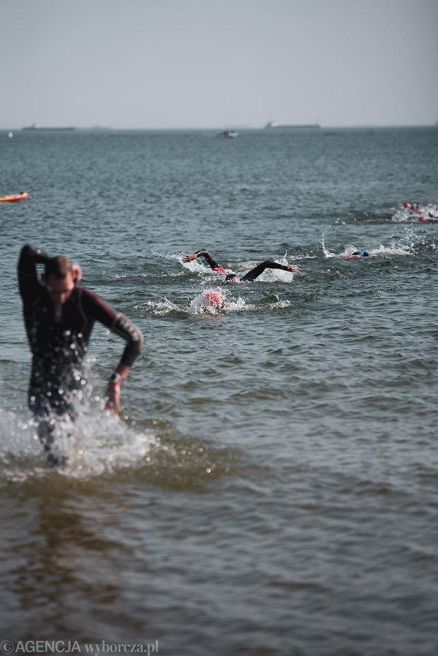 Zdjęcie numer 30 w galerii - Brytyjczyk James Teagle i Holenderka Sarissa De Vries najlepsi w triathlonowym Lotto Challenge Gdańsk 2021 [ZDJĘCIA]