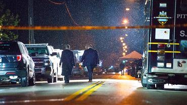 Strzelanina w Pittsburghu