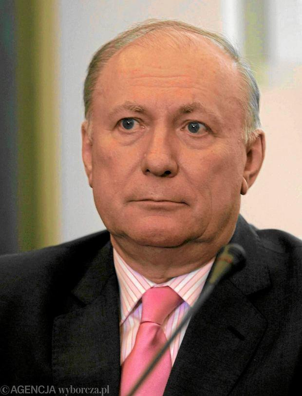Prof. Noga: Na plan 500 złotych na dziecko nie ma pieniędzy