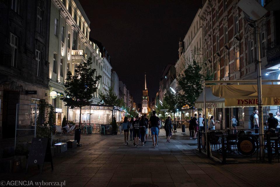 Ulica Mariacka w Katowicach (zdjęcie ilustracyjne)