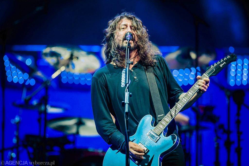 Foo Fighters na Open'erFestivalu 2017