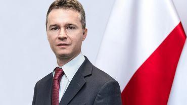 Podsekretarz stanu MON, Paweł Woźny