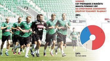 Czy wrocławianie chcą utrzymywać piłkarski Śląsk?