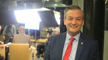 Robert Biedroń - wywiad na żywo w Gazeta.pl