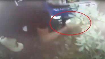 Filmik po wypadku Evenepoela