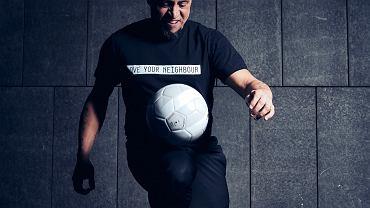 Roberto Carlos w Warszawie. Będzie sędzią finału Red Bull Street Style