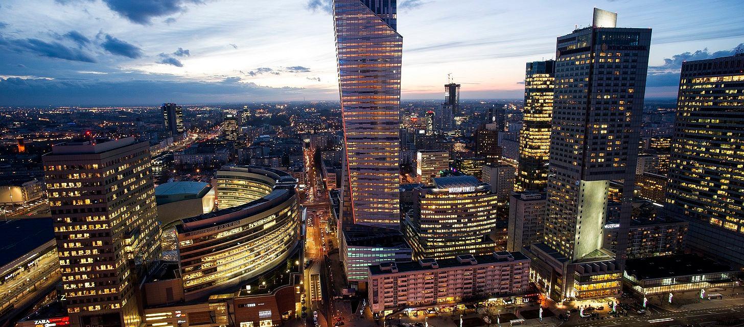 Złota 44 - inwestycja BBI Development SA (fot. Krzysztof Wierzbowski)
