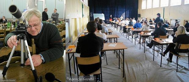 prof. Lech Mankiewicz / Test Gimnazjalny