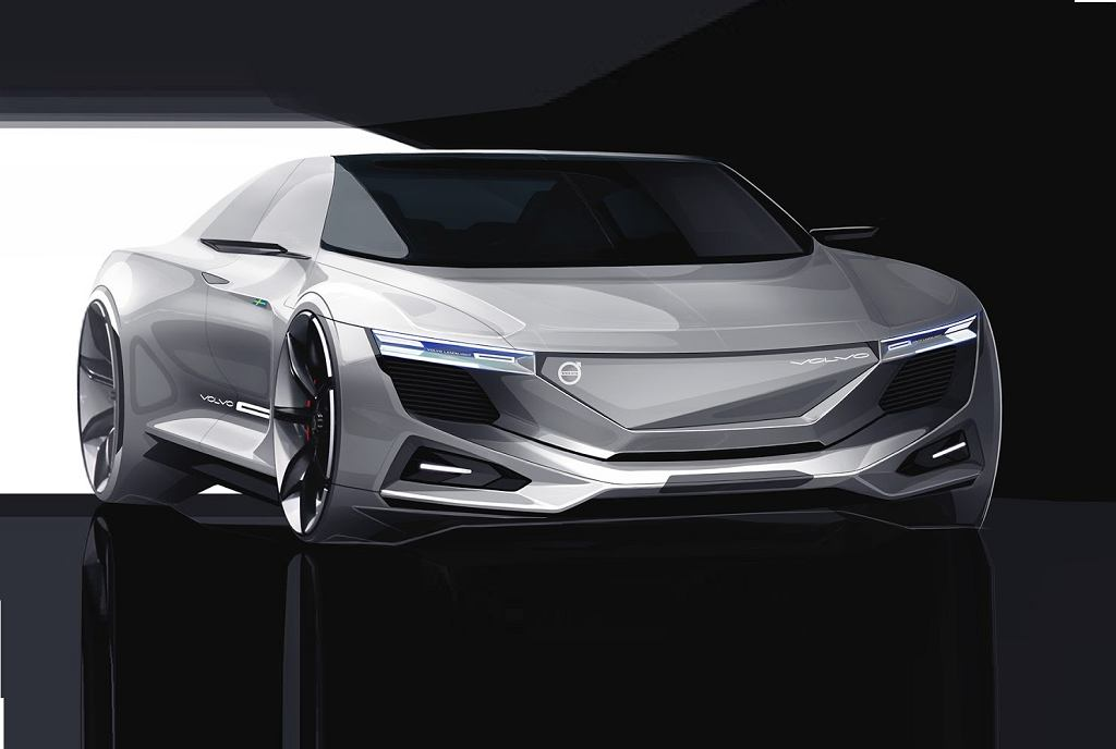 Wizja Volvo 40.3 Concept