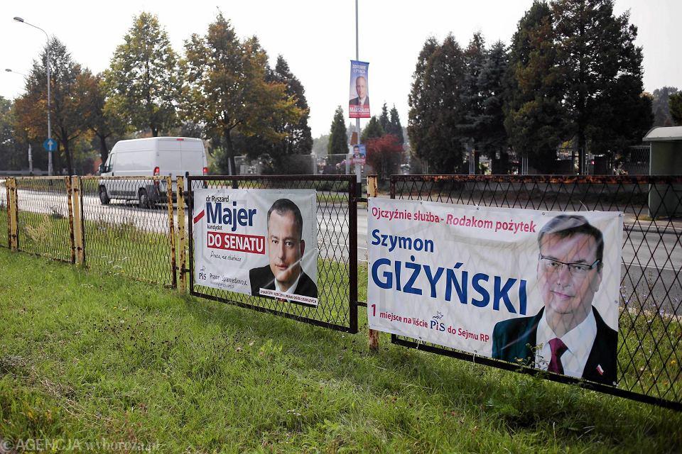 Plakaty Wyborcze 2015 Wielu Kandydatów Prawo Ma Za Nic