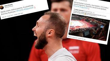 Polacy pewnie pokonują Włochów. Internet reaguje. 'Wszystko zaczyna się zgadzać'