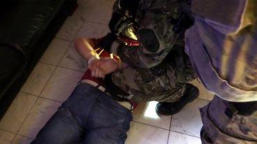 CBŚP rozbiło gangi 'Gosi' i 'Sławka'