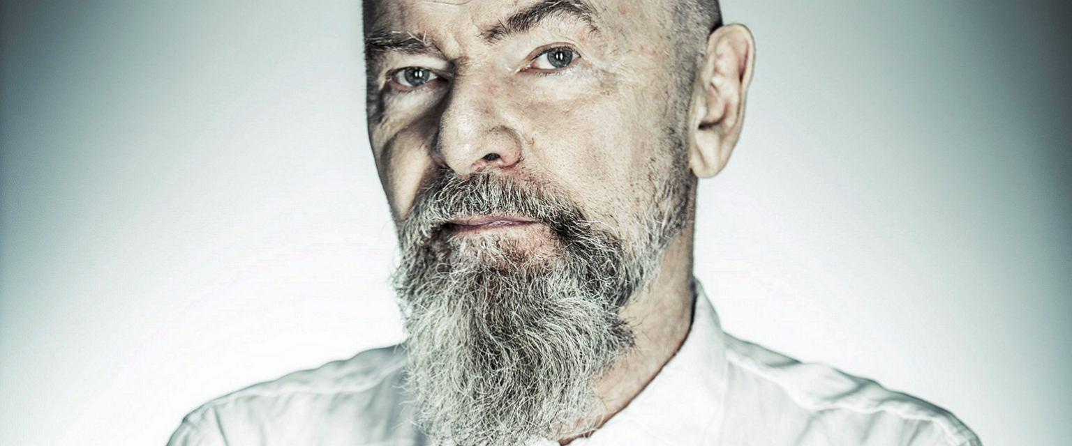 Wojciech Waglewski (fot. Albert Zawada / Agencja Gazeta)