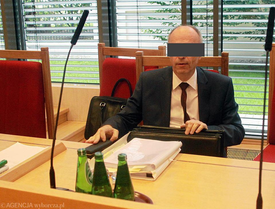 Andrzej J., przewodniczący KNF w latach 2011-16