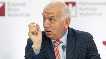 Wiesław Kozielewicz, Państwowa Komisja Wyborcza