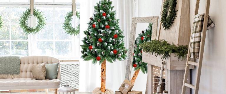 Drzewka świąteczne w nowoczesnej formie - przegląd