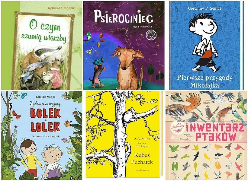 Książki, które warto przeczytać w dzieciństwie