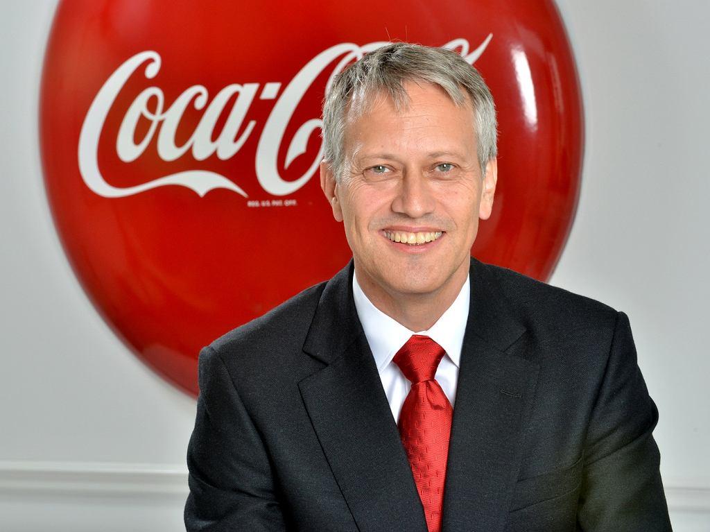 James Quincey, Coca-Cola Company