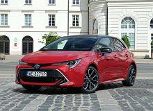 Sprzedaż samochodów w Polsce - zażarta walka Skody Octavii z nową Toyotą Corollą