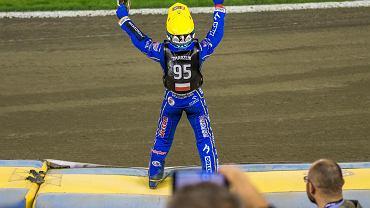 Bartosz Zmarzlik - indywidualny mistrz świata w jeździe na żużlu w 2020 roku