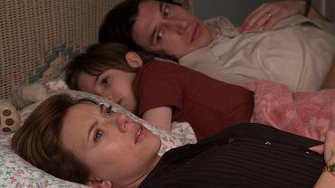 Scarlett Johanson i Adam Driver w filmie 'Historia małżeńska'