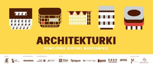 """""""ARCHITEKTURKI. Warszawskie budynki 1945-2013"""" - premiera najnowszej książki Muzeum Powstania Warszawskiego"""
