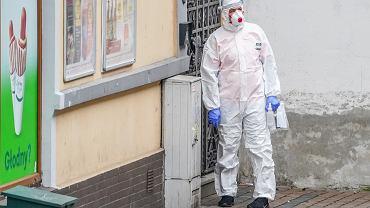 Pandemia koronawirusa