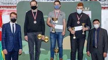 Medaliści Mistrzostwa Polski w Szachach Szybkich 2020, będących jednocześnie 10. Memoriałem Ferdynanda Dziedzica