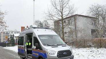 Smogowóz, czyli mobilne laboratorium straży miejskiej