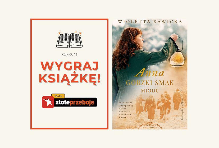 Wygraj książkę Wioletty Sawickiej