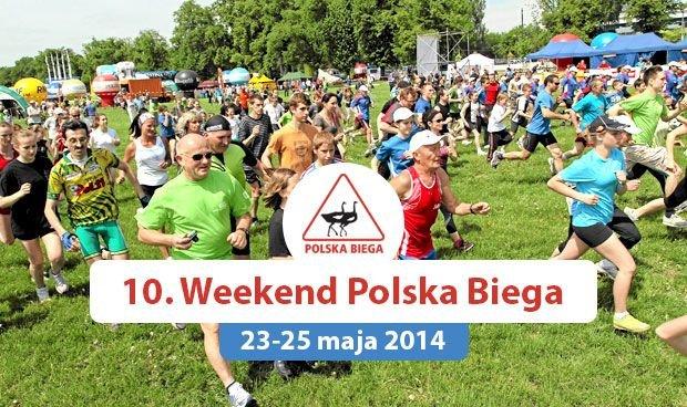 10. Weekend Polska Biega