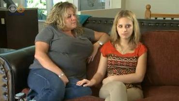 Paula i jej przybrana córka Callie