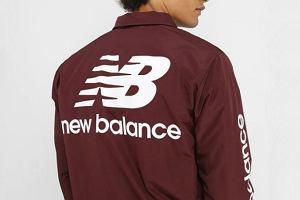New Balance to nie tylko sneakersy! Sportowe kurtki z wyprzedaży