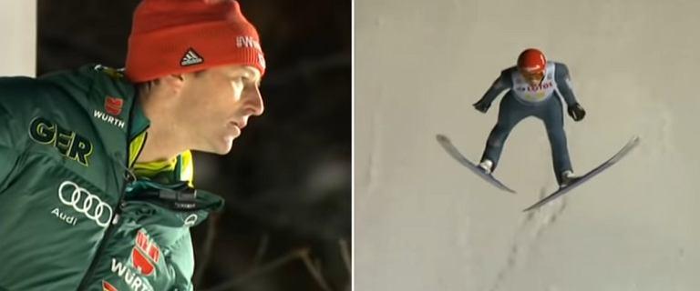 Skoki narciarskie. Niemiecki trener wściekły po konkursie PŚ w Zakopanem. Znalazł winnych upadku Siegela