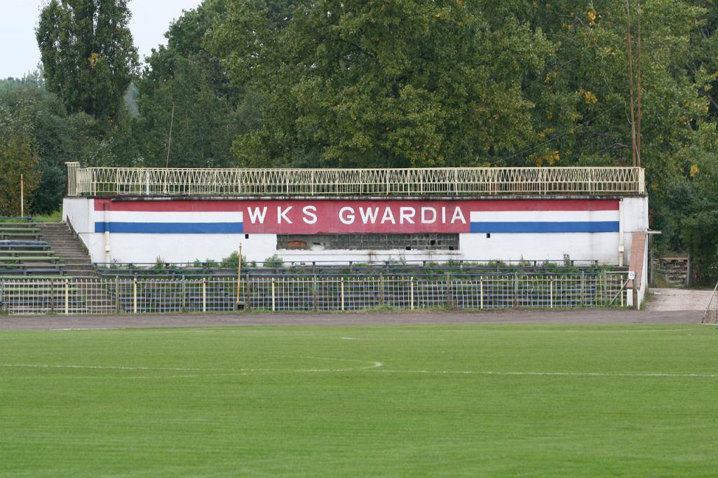Gwardia Warszawa-stadion