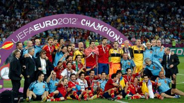 Reprezentacja Hiszpanii na Euro 2016