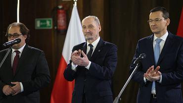 Dr Sylwia Spurek: Mateusz Morawiecki miał być technokratą, a przesuwa się w stronę Antoniego Macierewicza 2.0