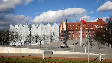 Budynek Filharmonii im. Karłowicza w Szczecinie
