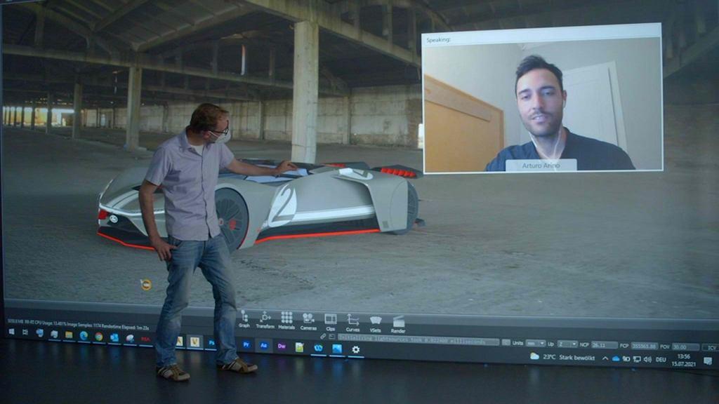 Ford wykorzystuje gry i wirtualną rzeczywistość do testowania i projektowania pojazdów