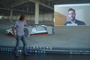 Gry i rzeczywistość wirtualna w służbie Forda. Nowy sposób testowania samochodów i ich projektowania