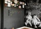 Farby tablicowe i magnetyczne: nie tylko na ściany