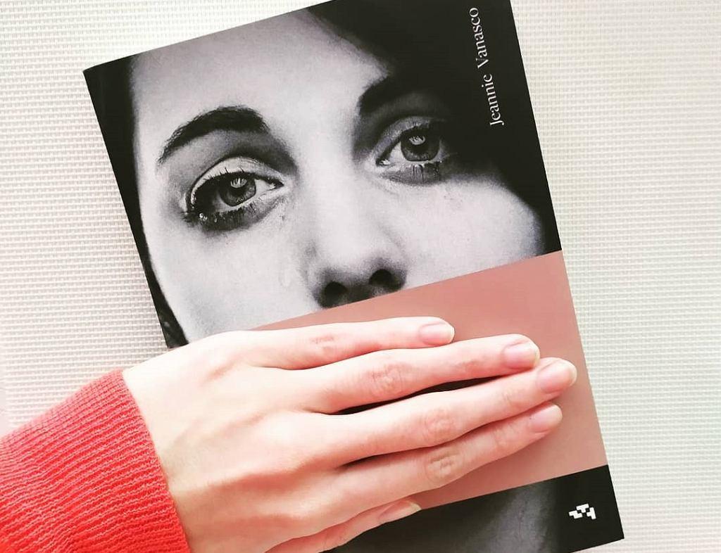 Książka 'Rzeczy, o których nie rozmawiałyśmy, kiedy byłyśmy dziewczynami ', Jeannie Vanasco